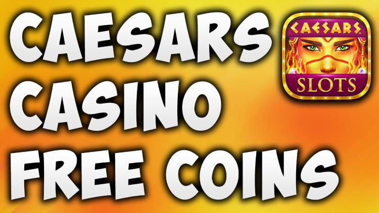 Caesar slots free coins for players allow you to play without investing your money