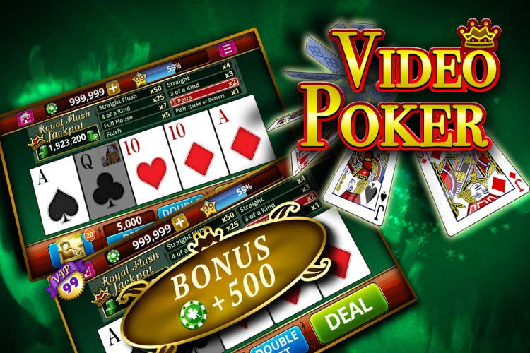 Free Slots Video Poker Types and Best Gambling Games