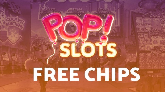 Free pop slot coins – Pop and get pop slot coins