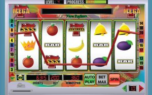 Multi payline slots for your new experience